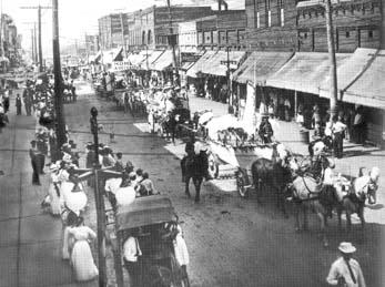 1911 Homecming