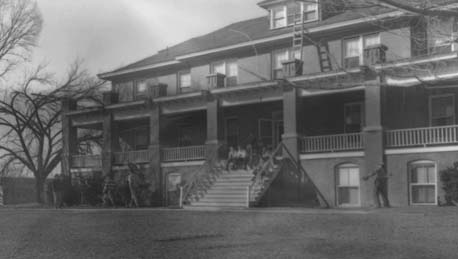 1920s Barnhart Hall