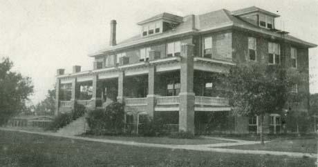1921 Barnhart Hall