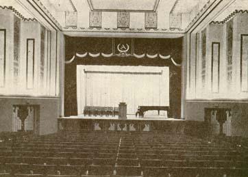 1934 Wilson Auditorium