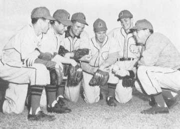 1945 Intercollegiate Athletic Program