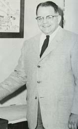 1958 Dean Robert Moore