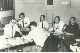 1964-65 First Jonesboro election results